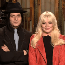 Jack White - Saturday Night Live Performance