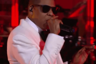 Jay-Z – Public Service Announcement (Live @ Carnegie Hall)