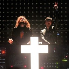 Justice live at Ultra Music Festival