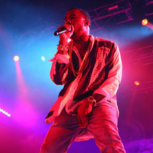 Kanye West & Big Sean surprise SXSW audience during  2 Chainz performance