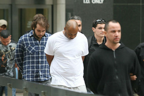 Kareem 'Biggs' Burke pleads guilty to federal drug charges