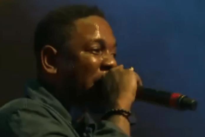 Kendrick Lamar - HiiiPower  (Live @ The FADER Fort)