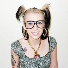 Kreayshawn on working with Diplo and her new album