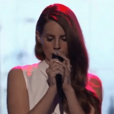 Lana Del Rey - Video Games (Live on American Idol & Echo Awards Germany)
