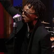 Robert Glasper, Lupe Fiasco & Bilal perform on Letterman