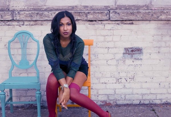 Melanie Fiona featuring J. Cole - This Time