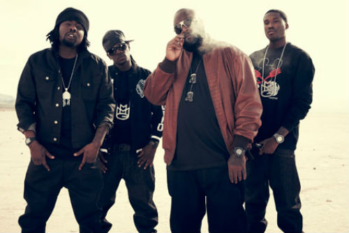 Rick Ross, Wale, Meek Mill featuring T-Pain - Bag of Money