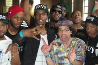 Nardwuar vs. A$AP Mob