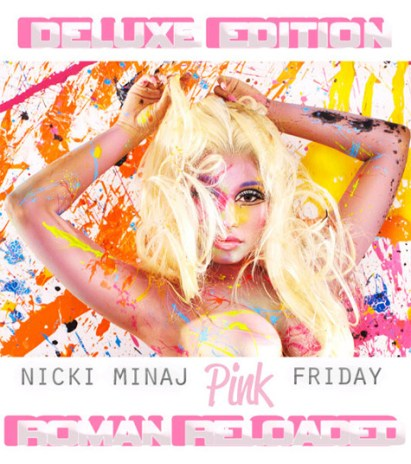 Nicki Minaj reveals 'Pink Friday: Roman Reloaded' tracklist