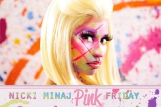 Nicki Minaj - Pink Friday: Roman Reloaded (Album Cover)
