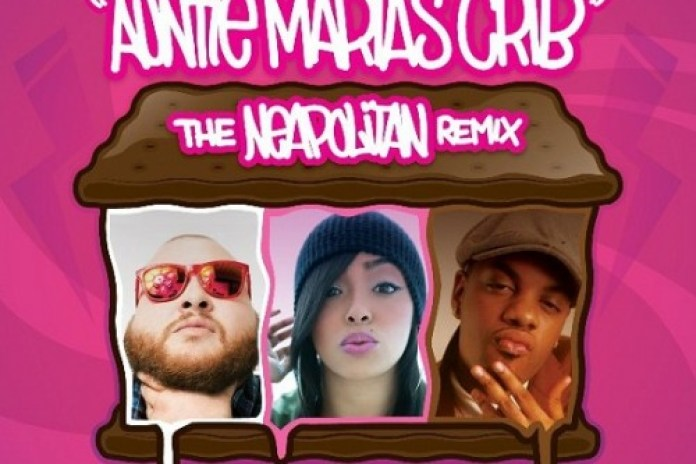 Nitty Scott, MC featuring Action Bronson & The Kid Daytona - Auntie Maria's Crib (Remix)