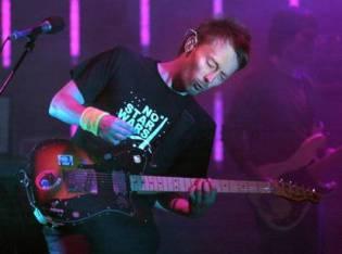 Radiohead debuts new single in Dallas