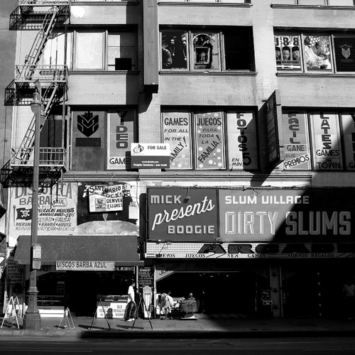 Slum Village featuring De La Soul - Turning Me Off
