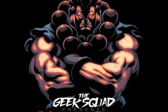 The Geek Squad – 8 Bits & Pieces Street Fighter Mixtape
