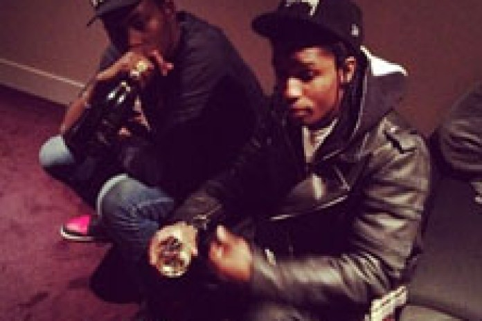 Theophilus London featuring A$AP Rocky - Big Spender (Live)
