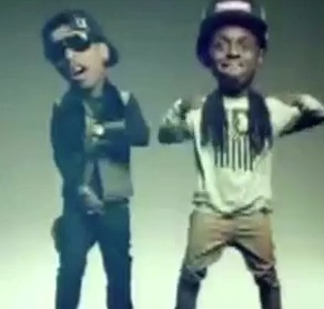 Tyga featuring Lil Wayne - Faded