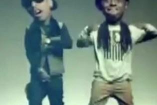 Tyga featuring Lil Wayne - Faded
