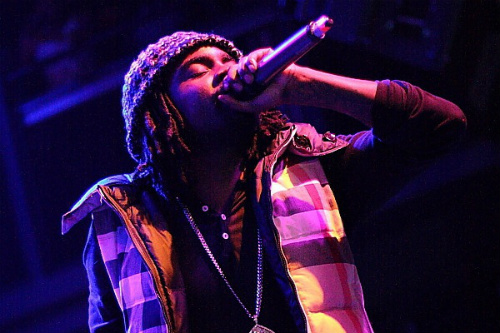 Wale - Cashin' Out (Freestyle)