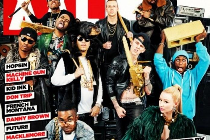 2012 XXL Freshman Class Mixtape