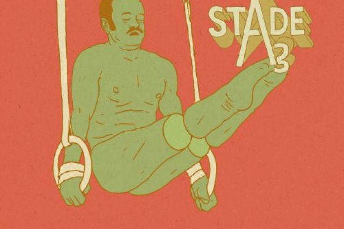 Mr. Oizo - Stade 3 (EP)
