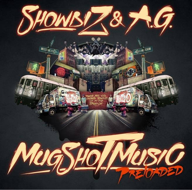 Showbiz & AG - Walk With Me