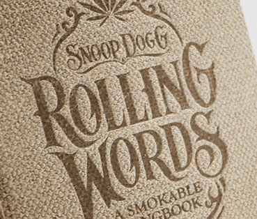 Snoop Dogg to release a book that's smokable