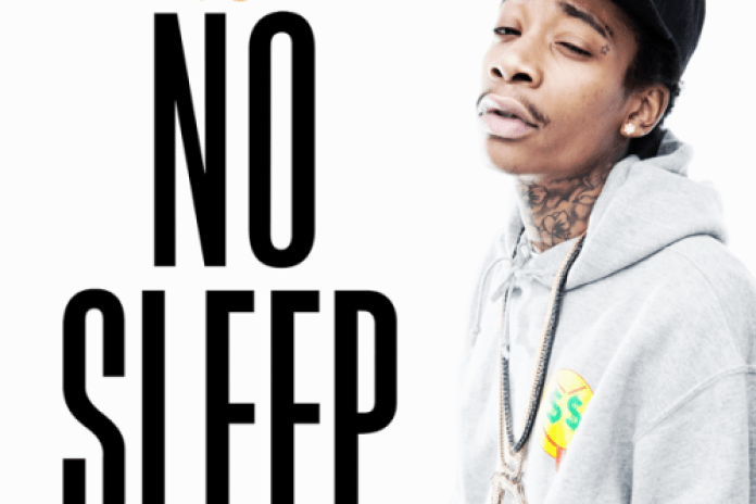 Wiz Khalifa - No Sleep (Urban Noize Remix)