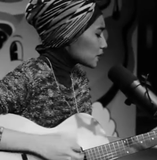 """Yuna performs """"Island"""" for Converse"""