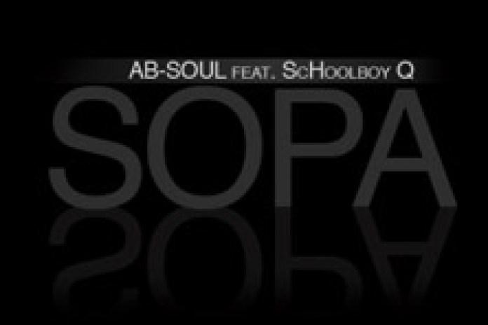 Ab-Soul featuring ScHoolboy Q - SOPA