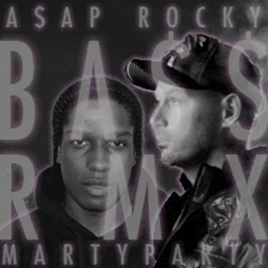 A$AP Rocky - Bass (MartyParty Remix)