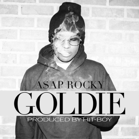 A$AP Rocky - Goldie (Produced by Hit-Boy)