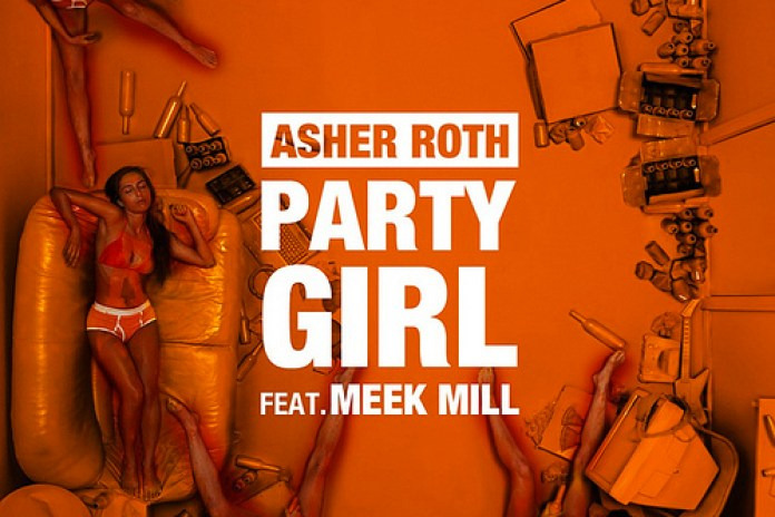 Asher Roth featuring Meek Mill - Party Girl