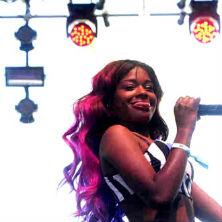 Azealia Banks - Coachella 2012 Performance
