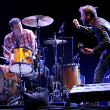 The Black Keys - Coachella 2012 Performance
