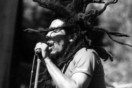 Bob Marley - Sun Is Shining (Brand Blank Remix)