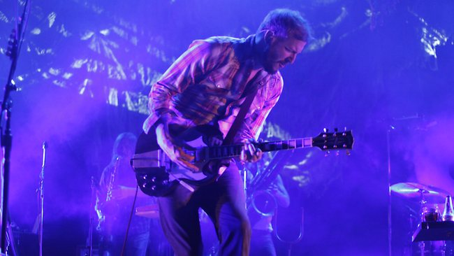 "Bon Iver performs ""Michicant"" on 'The Ellen DeGeneres Show'"