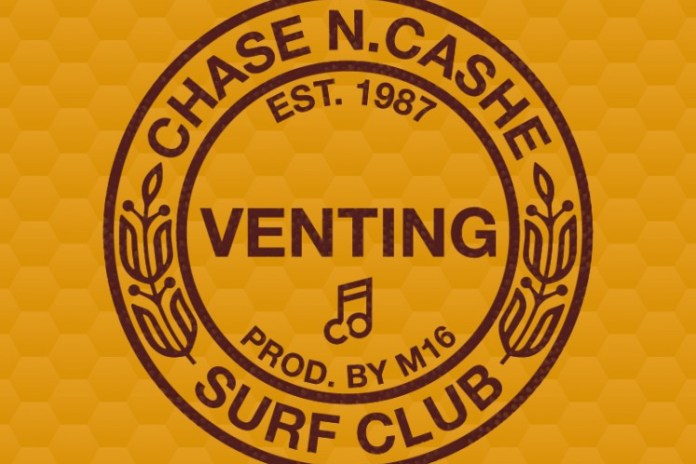 Chase N. Cashe - Venting