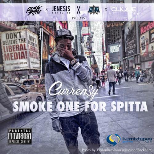 Curren$y - Smoke One For Spitta (Mixtape)