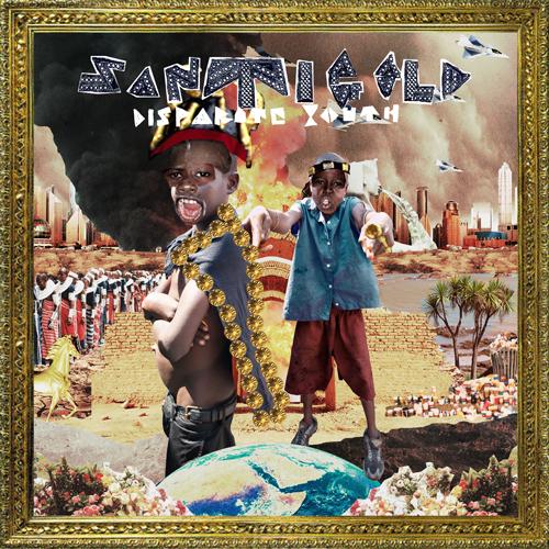 Santigold - Disparate Youth (Amateur Best Remix)