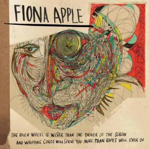 Fiona Apple reveals tracklist & artwork for new album