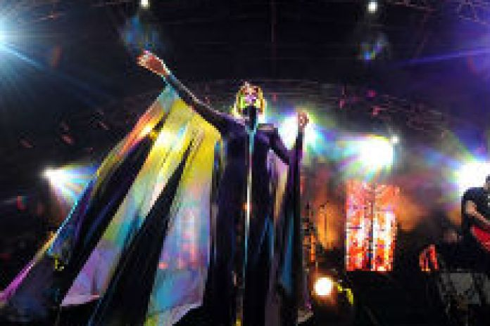 Florence + the Machine - Coachella 2012 Performance