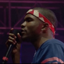 Frank Ocean - Coachella 2012 Performance