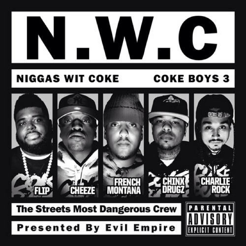 French Montana & Coke Boys - Coke Boys 3 (Mixtape)