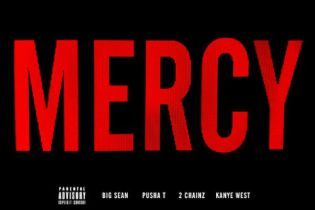 G.O.O.D. Music (Big Sean, Pusha T & Kanye West) featuring 2 Chainz - Mercy