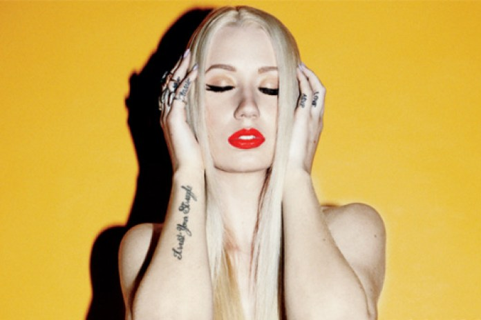 Iggy Azalea announces 'Glory' EP