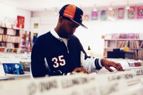 J Dilla's personal record collection for sale at Detroit-area record store