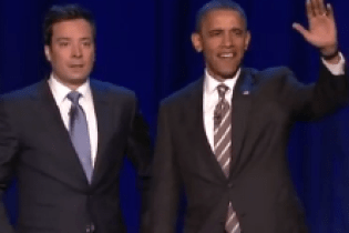 Barack Obama featuring Jimmy Fallon & The Roots - Slow Jam The News