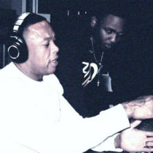Kendrick Lamar recorded 30 songs with Dr. Dre