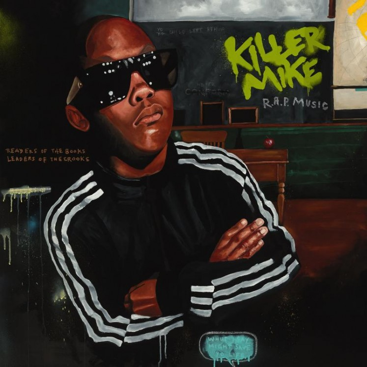 Killer Mike - Don't Die
