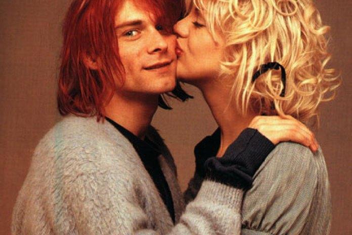 Watch Kurt Cobain & Courtney Love singing unreleased duet
